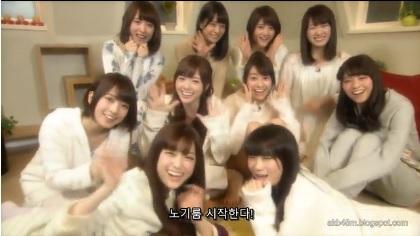 乃木坂46 Nogiroom 14年12月22日 みんなのパジャマ姿が可愛い☆