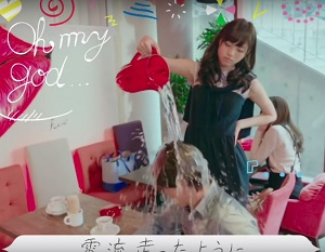 乃木坂46 ロマンスのスタート メガシャキ・テーマ曲のミュージックビデオ