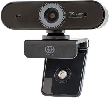 GOPPA ウェブカメラ オートフォーカス機能搭載 フルHD 200万画素 1920×1080対応 マイク内蔵 GP-UCAM2FA/Eの意外な方法